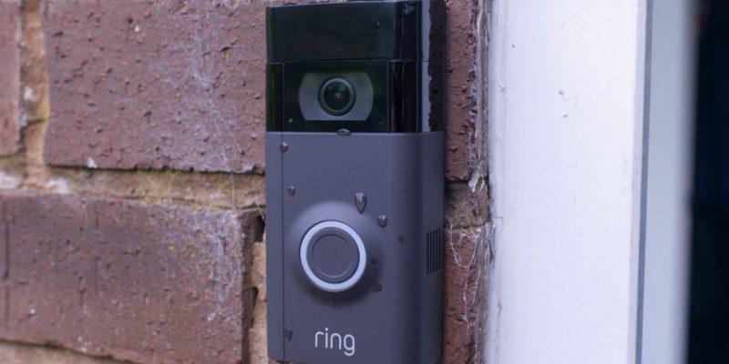 Can Ring Video Doorbell get wet