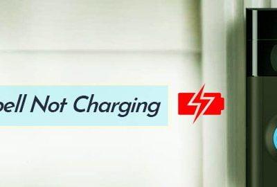 Hardwired Ring Doorbell not charging