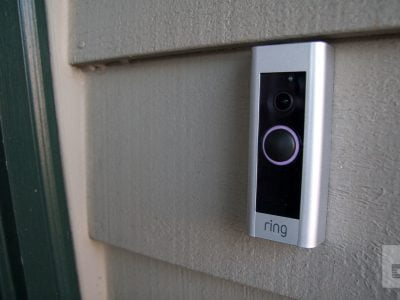 How long does the Ring Doorbell Battery last