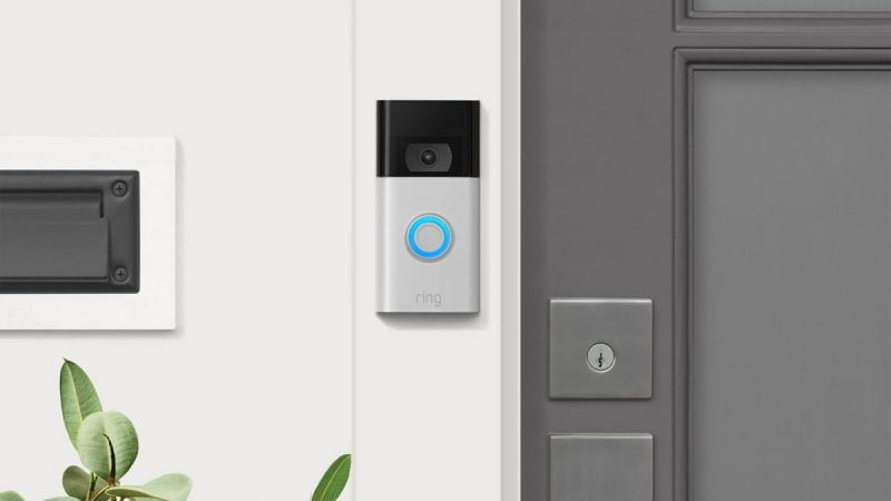 Ring Video Doorbell Second Generation